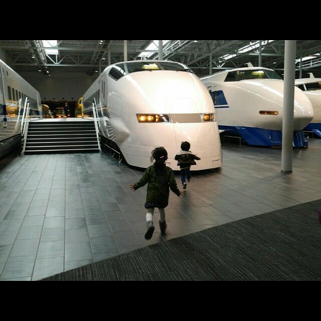 電車好きにはたまらない!!名古屋・リニア鉄道館へGO~!!の画像1