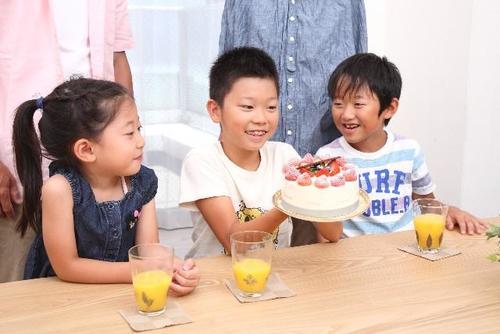 子どもの誕生日会・バースデーパーティーのタイトル画像