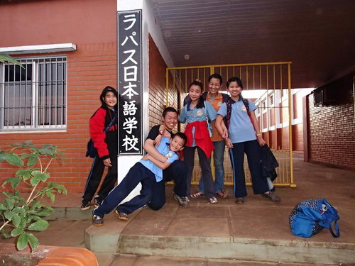 日本人より「もっと日本人?」地球の反対側にある「日本人の学校」レポートVol,3のタイトル画像