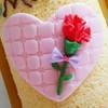 母の日は手作りケーキでお祝い♪簡単ロールケーキ&フォンダンのタイトル画像