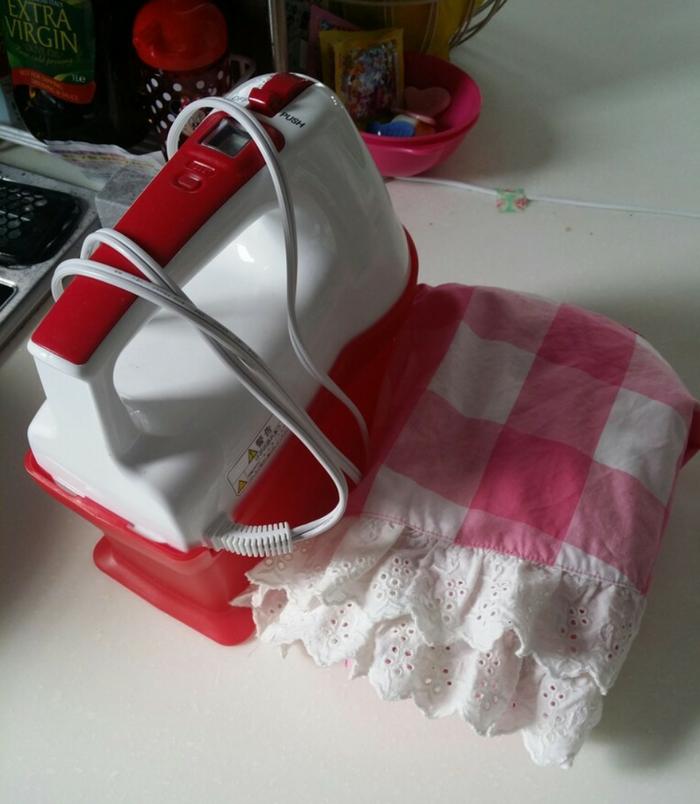 母の日は手作りケーキでお祝い♪簡単ロールケーキ&フォンダンの画像1