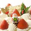 子どもと一緒に簡単クリスマスケーキ作りにチャレンジ♪のタイトル画像