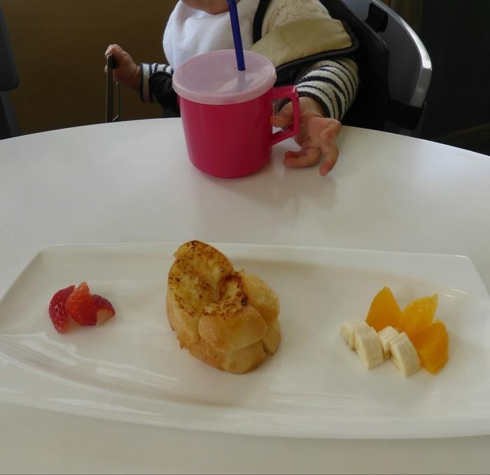 子連れで人気のフレンチトースト専門店へ行こう!の画像3