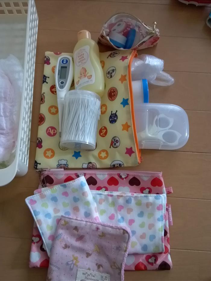 赤ちゃんグッズの便利収納!100円ショップやお気に入りのカゴを使ってすっきり!の画像2