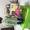 子連れ海外旅行☆スーツケースに入れていく持ち物は?のタイトル画像