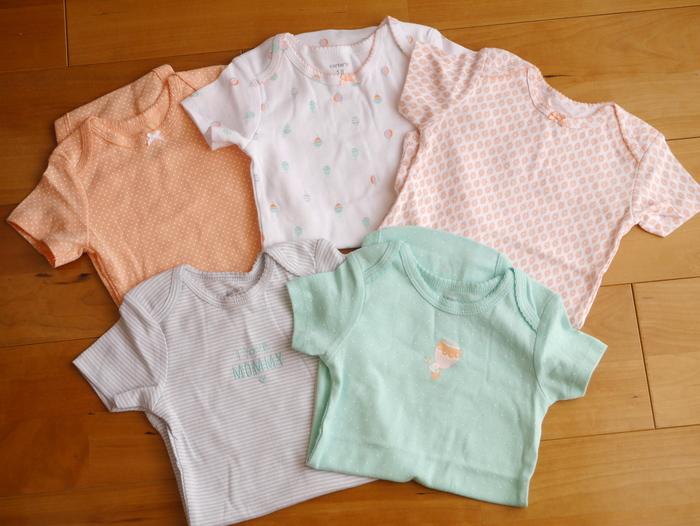 アメリカで大人気ブランド!carter's カーターズのかわいい春夏お洋服が大活躍♡の画像3