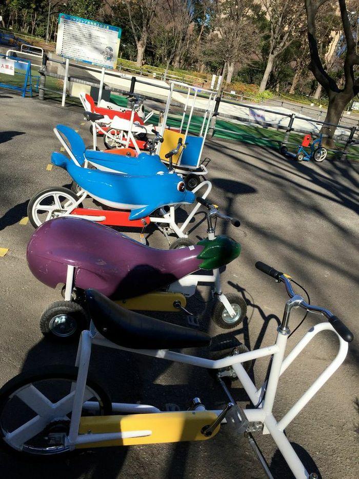 新宿にもあった!子どもが遊べる大きな公園の画像2