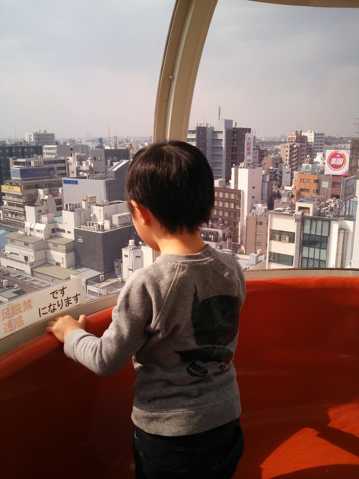 蒲田駅直結でミニ観覧車にも乗れちゃう「かまたえん」!の画像1