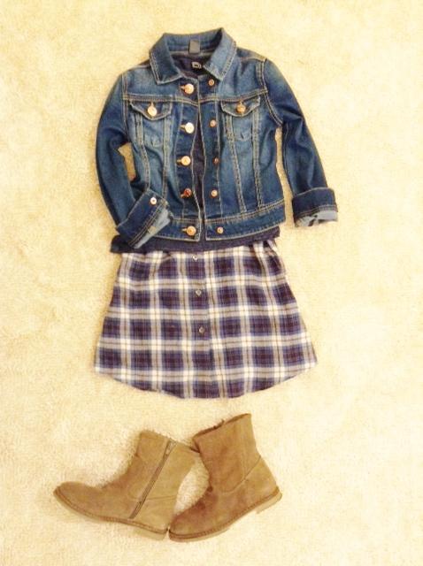 捨てられないママのシャツをキッズのスカートに簡単リメイク☆の画像4