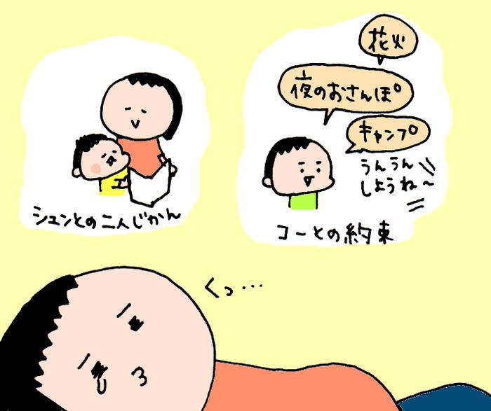 入院になったら困る!出産準備のための家族連携のカタチ ハナペコ絵日記 各種年代そろっています<3>の画像4