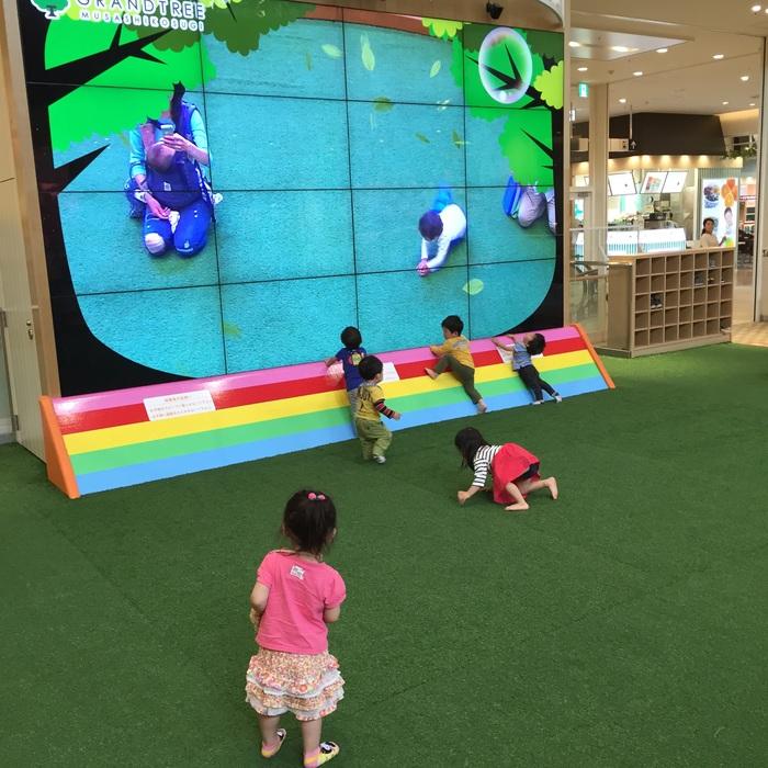 子連れでのびのび!都会の中の家族のオアシス、グランツリー武蔵小杉で遊ぼう!の画像1