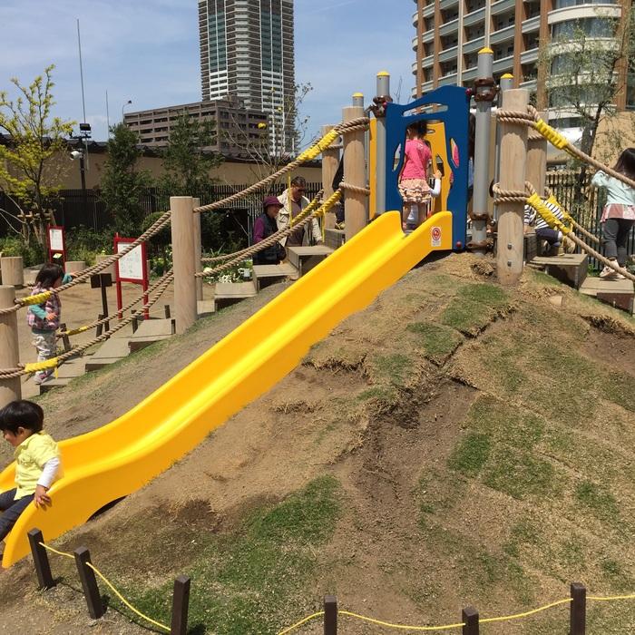 子連れでのびのび!都会の中の家族のオアシス、グランツリー武蔵小杉で遊ぼう!の画像4