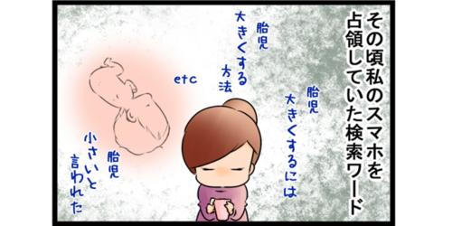 高熱、出血、赤ちゃんが小さいと指摘され不安続きだった妊娠ですが…のタイトル画像