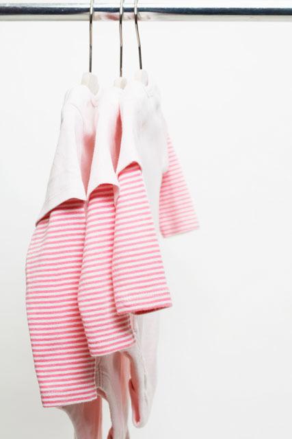 安心の天然コットン100%!赤ちゃんを可愛くみせる♡Frugiのベビー服のタイトル画像