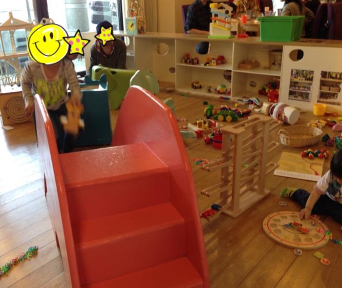 子どもと一緒に楽しめる親子カフェ!八王子のおもちゃカフェdattochiの画像1