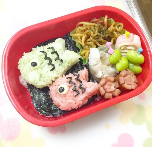 イベントにオススメ☆子どもも喜ぶ鯉のぼり弁当!!のタイトル画像