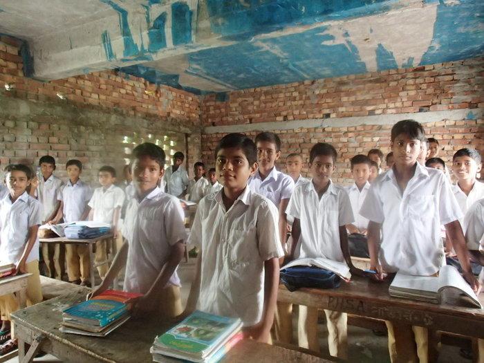 世界の学校を覗いてみよう!バングラデッシュの学校の画像2