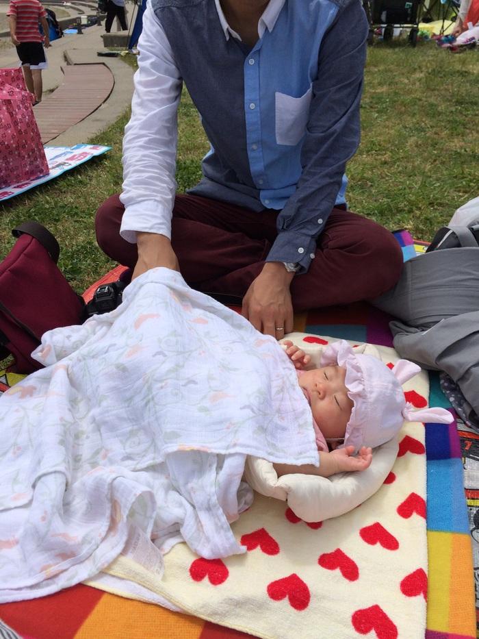 新米パパママにこそ行ってほしい!赤ちゃんと一緒にピクニックのススメの画像1