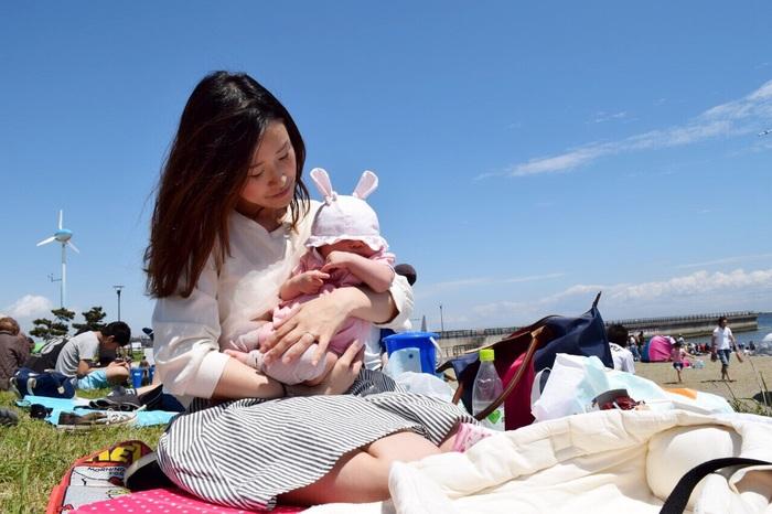 新米パパママにこそ行ってほしい!赤ちゃんと一緒にピクニックのススメの画像2