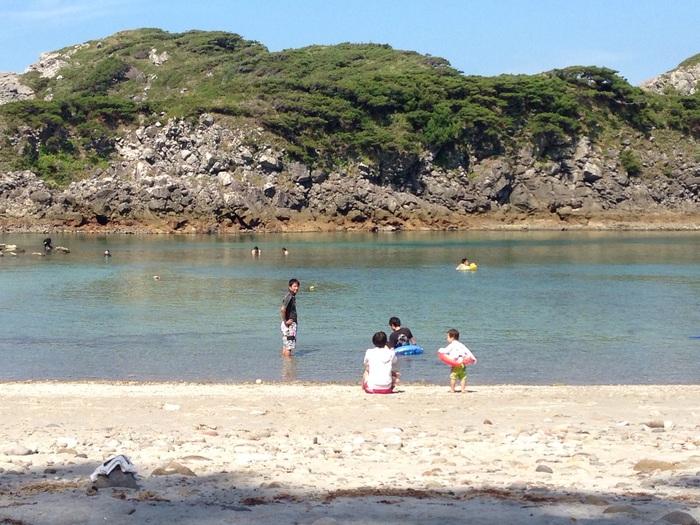 東京から3時間!子連れ旅行は、のんびりゆったり式根島への画像1