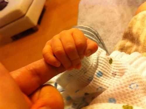 出産時の会陰切開・裂傷を防ぐために!会陰マッサージをご紹介のタイトル画像