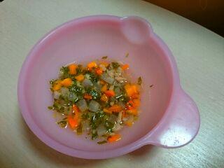 炊飯器で作る時短離乳食レシピ~簡単に離乳食をつくろう~の画像3