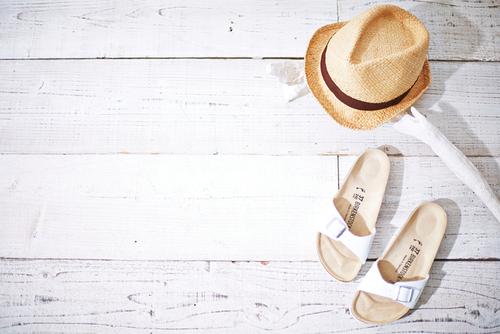 しまむらで買える!今年の夏、流行りのビルケン風サンダルのタイトル画像