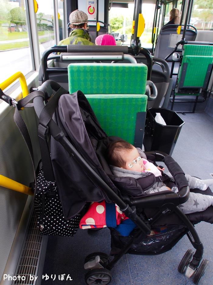 ベビーカー車両がある!?赤ちゃん連れにも優しい国、スウェーデンのバスや電車のお出かけ事情の画像1