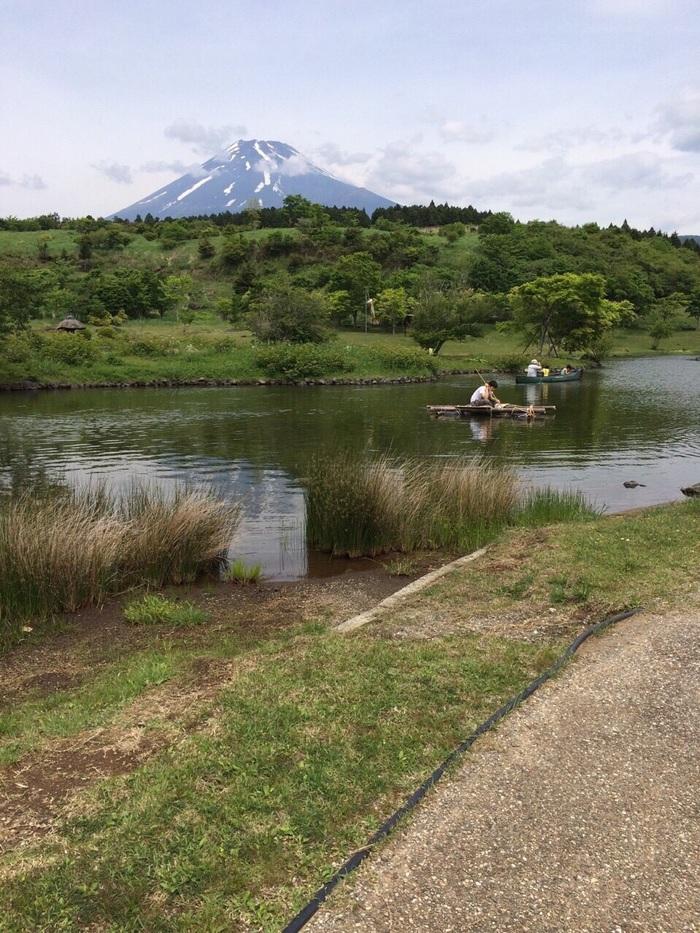 家族でお出かけ!自然に触れ合いたいなら、富士山こどもの国へ!の画像1
