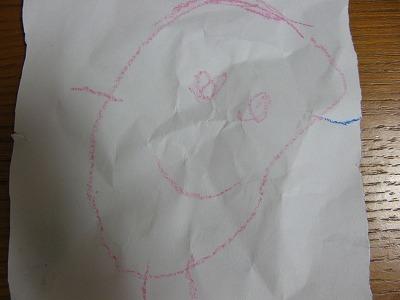 頭足人って知ってる?万国共通、子どものお絵かきで必ず通る道!のタイトル画像