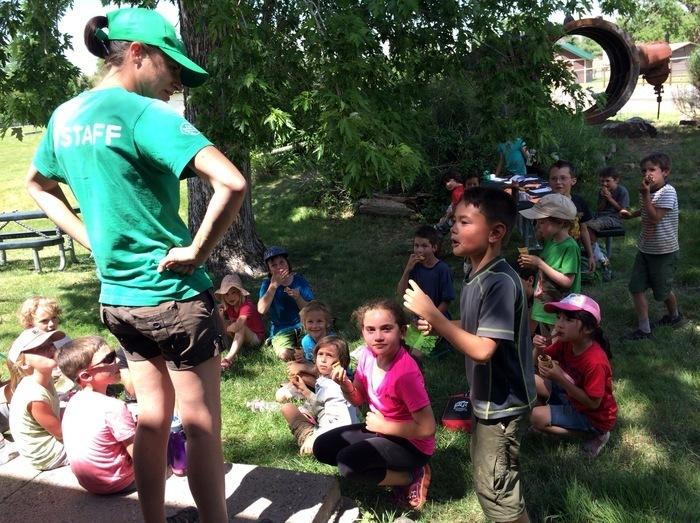 【幼児教育】英語学習に8歳の娘とアメリカでアウトドアサマープログラムに参加!充実の沼地探検とは?の画像3