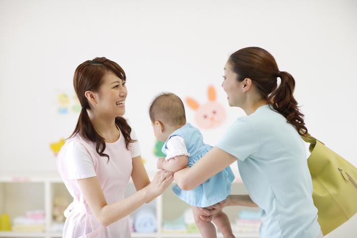 【母子分離】初めて赤ちゃんを預ける不安を解消!子どもを預ける時に必ず伝えたい2つのポイントの画像1