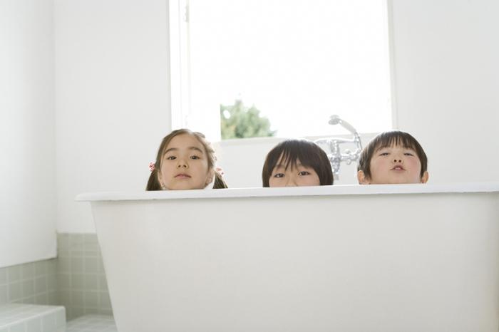 子どもの想像力が爆発する?!親子で楽しいお風呂タイムになる遊び方の画像1