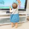 赤ちゃんの安全対策!ベビーガードの作り方~つかまり立ちやつたい歩き始まったらやっておきたい安全対策~のタイトル画像