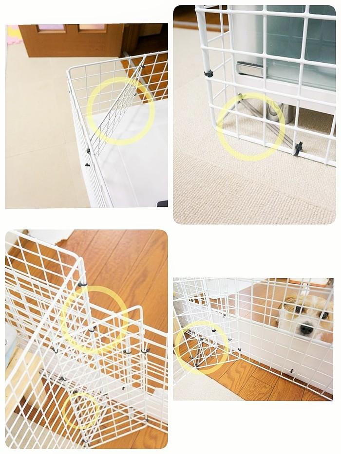 赤ちゃんの安全対策!ベビーガードの作り方~つかまり立ちやつたい歩き始まったらやっておきたい安全対策~の画像3