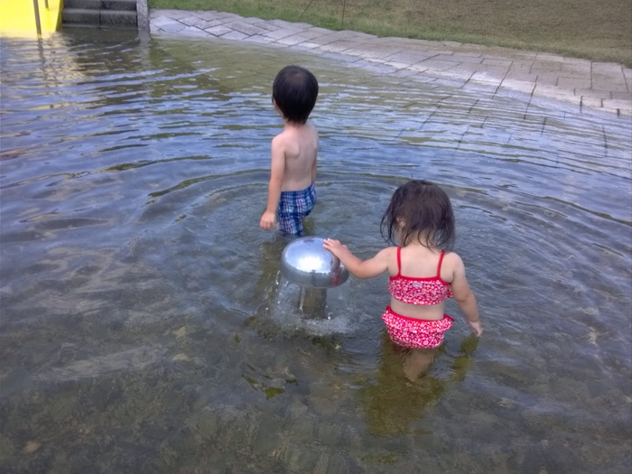 夏こそ早起き!朝一番で水遊びができる公園へ行ってみよう♪の画像5