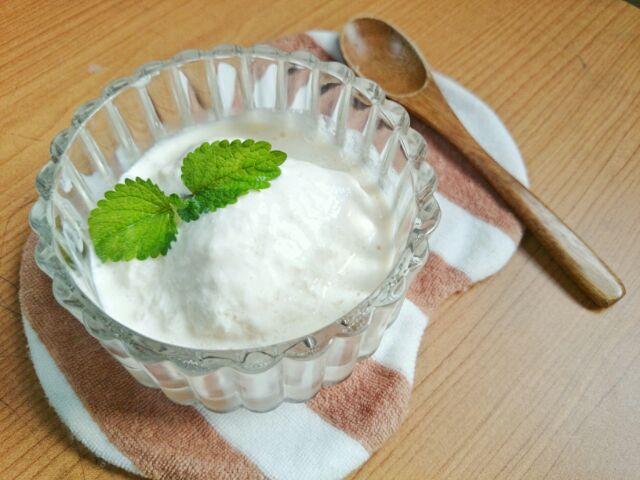 卵を使わないアイスクリーム!卵アレルギーのお子さんも安心して食べれる夏のおやつレシピの画像5