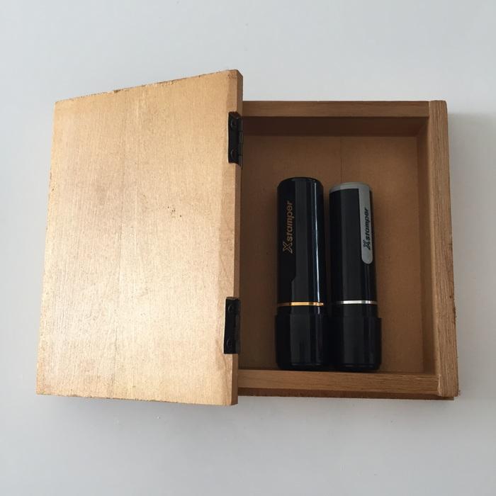 セリアの木製小物にもうひと手間♪プチプラでおしゃれインテリアに変身♬の画像3