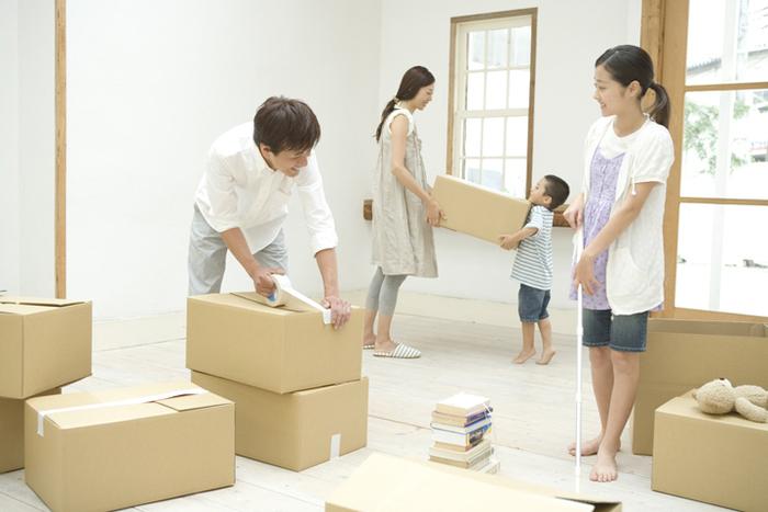 子連れの引っ越しは大変!引っ越しの時に子どもの生活で気をつけたいポイントは?の画像1