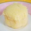 【離乳食】レンジで作る簡単☆米粉蒸しパンの作り方のタイトル画像