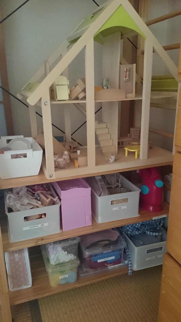 【年齢別】子どものやりたい!を叶えるおもちゃ収納のコツの画像3