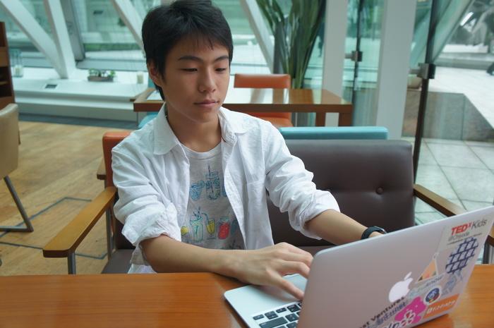 「憧れは、孫正義」14歳にして3社のベンチャーを経験した天才中学生プログラマー・山内そうと氏独占取材の画像2
