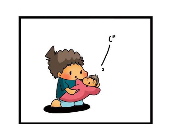 「妹のお世話したい!」気持ちは止まらない!?5歳児お兄ちゃん育児のスタート!~親BAKA日記第8回~の画像4