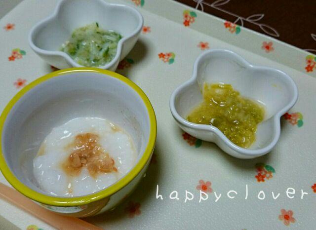 【離乳食】モグモグ期にぴったりの離乳食レシピ3品の画像1