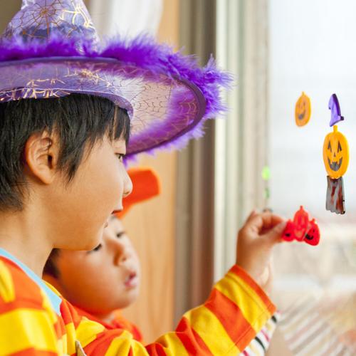 もうすぐハロウィン!子どもとハロウィンを楽しむためにやりたい4つのことのタイトル画像