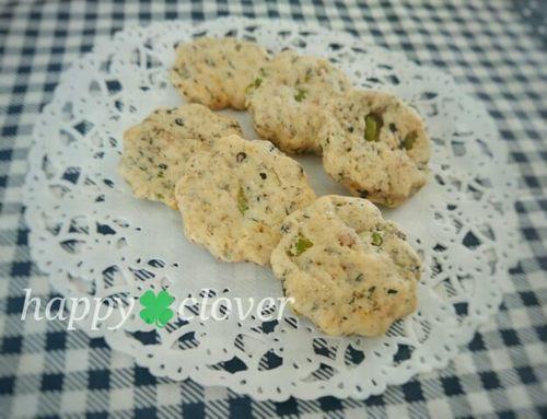 ひじきの煮物をリメイク!子どものおやつにピッタリな「ひじき入りクッキー」の作り方のタイトル画像
