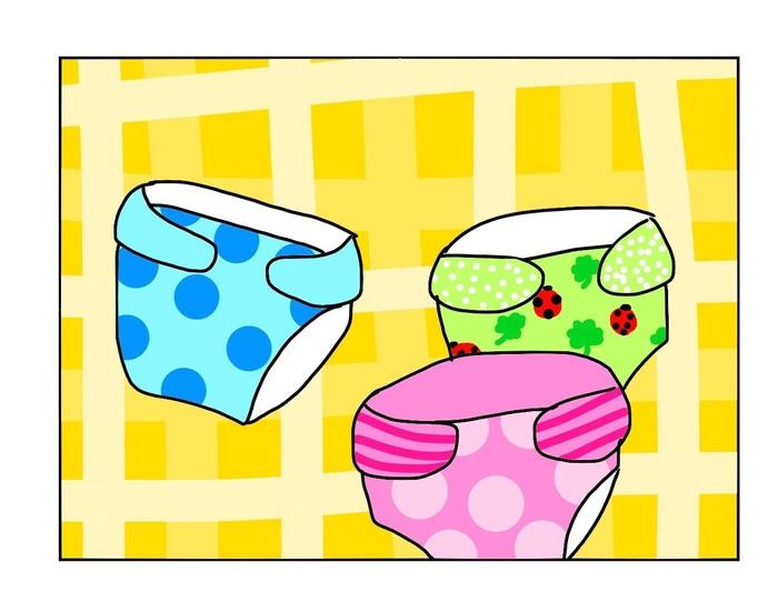 紙おむつと布おむつの違いとは?私の布おむつ育児体験談!の画像2