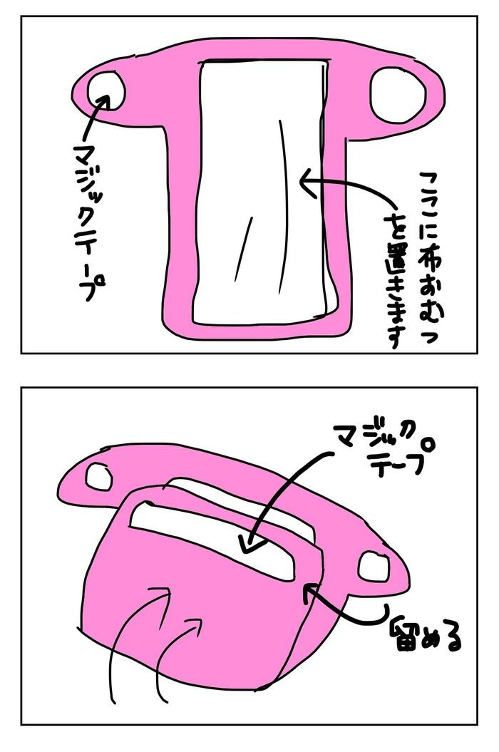 紙おむつと布おむつの違いとは?私の布おむつ育児体験談!の画像3