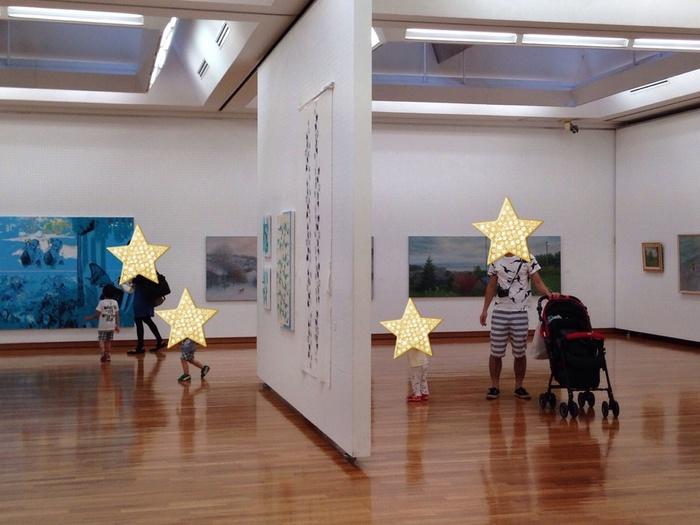 美術館初心者親子でも楽しめる!せたがや美術館「おもしろいかたち、いろいろ」展に行ってきた!の画像4