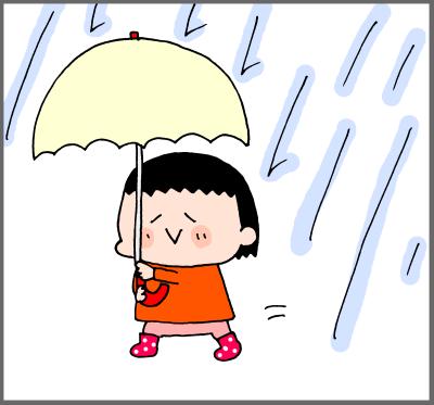 お気に入りアイテム!傘が大・大・大~好き♡2歳手前、乙女のこだわり! ハナペコ絵日記<25>の画像3